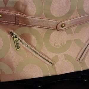 Coach Bags - PINK COACH(NEW)